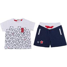 Комплект: футболка, шорты iDO для мальчика