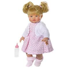 """Кукла-пупс Asi """"Эмма"""" в платье и болеро, 36 см"""