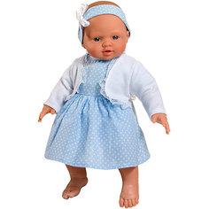 "Кукла-пупс Asi ""Popo"" в голубом платье, 36 см"