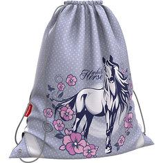 Мешок для обуви ErichKrause, White Horse