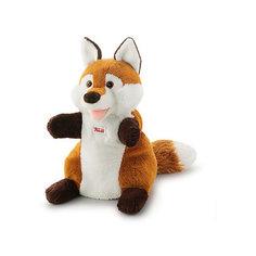 Мягкая игрушка на руку Лиса, 25 см, Trudi