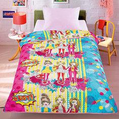 Покрывало-одеяло Letto Подружки, 140х200 см