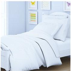 Детское постельное белье 3 предмета Letto, простыня на резинке, BGR-78