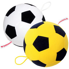 Мягкая игрушка Мякиши «Футбольный мяч»