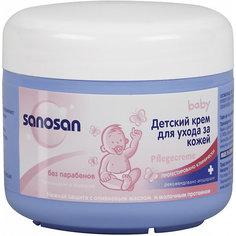 Детский крем для ухода, Sanosan, 150 мл