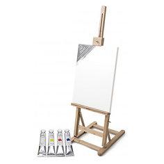 Стартовый набор для живописи маслом (МЛ-58) Малевичъ