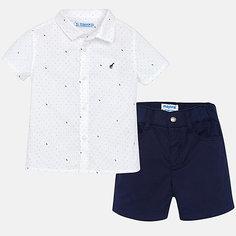 Комплект:шорты,футболка Mayoral для мальчика