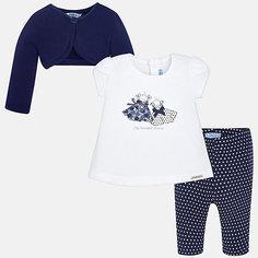 Комплект:леггинсы,футболка 2шт. Mayoral для девочки