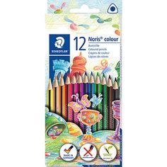 Набор цветных карандашей Staedtler«Noris Colour», 12 цветов