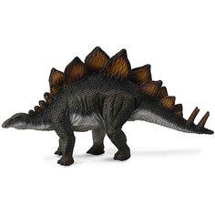 Коллекционная фигурка Collecta Стегозавр L, 16 см