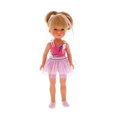 Классическая кукла Vestida de Azul Карлотта, Балерина