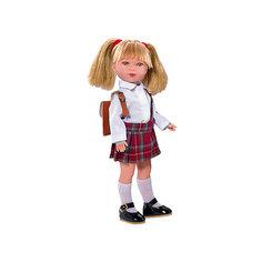 Классическая кукла Vestida de Azul Карлотта, Школьница