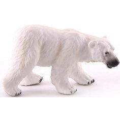 Коллекционная фигурка Collecta Полярный медведь, L