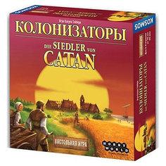 """Игра """"Колонизаторы базовые"""", Hobby World"""