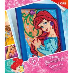 """Картина из песка """"Волшебный блеск"""" Disney Princess Ариэль Lori"""