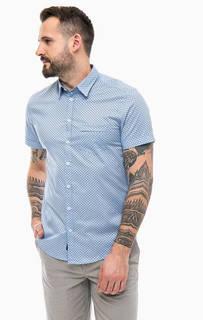Рубашка из хлопка с нагрудным карманом Gaudi