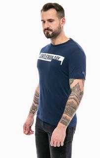 Хлопковая футболка с короткими рукавами Gas