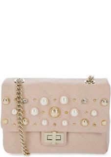 Маленькая сумка с декором Roberta Gandolfi