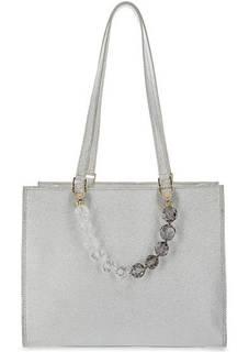 Кожаная сумка среднего размера Roberta Gandolfi