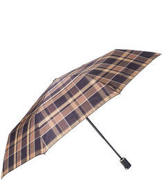 """Клетчатый зонт с системой """"двойной антиветер"""" Doppler"""