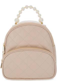 Маленький рюкзак из натуральной кожи Roberta Gandolfi
