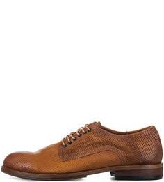 Замшевые туфли с вкладной стелькой A.S.98