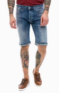 Рваные джинсовые шорты Mavi