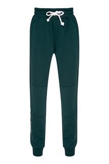 Зеленые спортивные брюки Artem Krivda