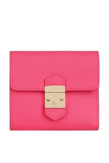 Розовый кошелек Metropolis Furla