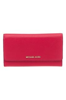 Кошелек и футляр для карт Money Pieces Michael Kors