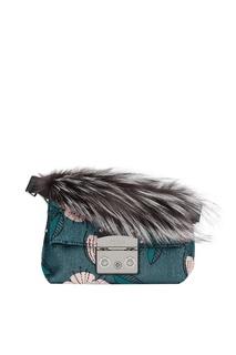 Текстильная сумка Metropolis Nuvola Furla