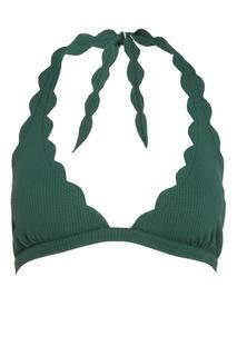Зеленый бюстгальтер от купальника Spring Marysia