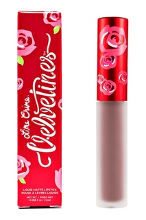Матовая помада VELVETINES CASHMERE 2,6 ml Lime Crime