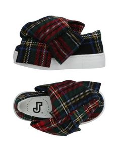 Низкие кеды и кроссовки Joshua*S