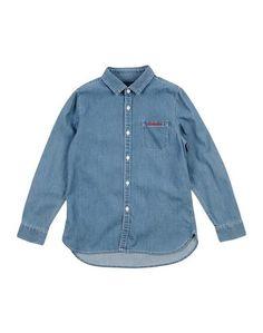 Джинсовая рубашка Jeckerson