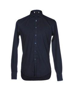 Джинсовая рубашка Aglini