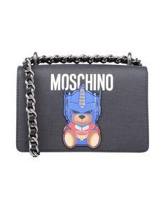 Сумка через плечо Moschino