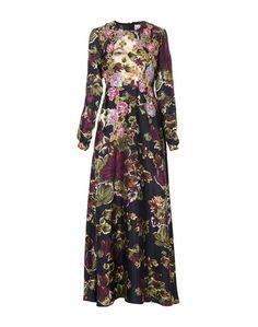 Длинное платье Antonio Marras