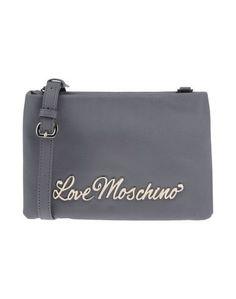 Сумка через плечо Love Moschino