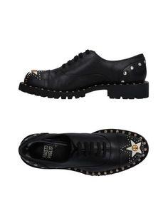 Обувь на шнурках Fausto Puglisi