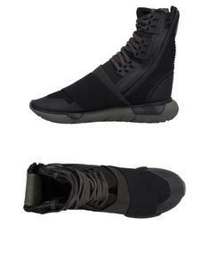 Высокие кеды и кроссовки Y-3