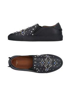 Низкие кеды и кроссовки Givenchy