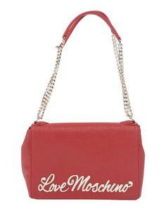 Сумка на плечо Love Moschino