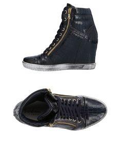 Высокие кеды и кроссовки Baldinini Trend