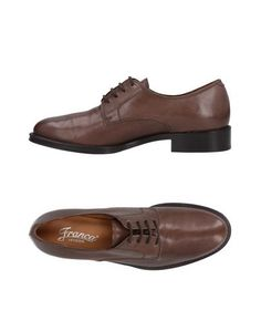 Обувь на шнурках Franca