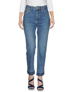 Джинсовые брюки French Connection