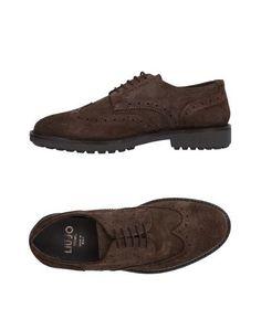 Обувь на шнурках LIU •JO MAN