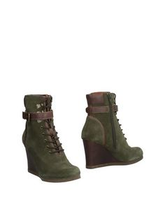 Полусапоги и высокие ботинки Scholl