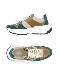 Низкие кеды и кроссовки Mm6 Maison Margiela