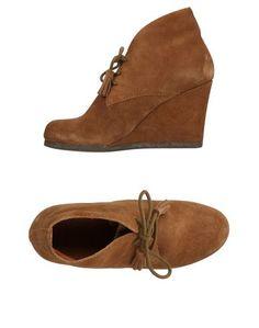 Обувь на шнурках Scholl